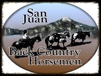 San Juan Back Country Horsemen - Small