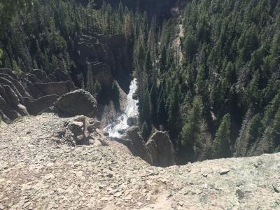 Overlook on Williams Creek