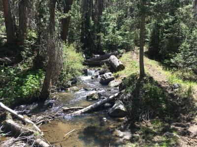 Leche Creek