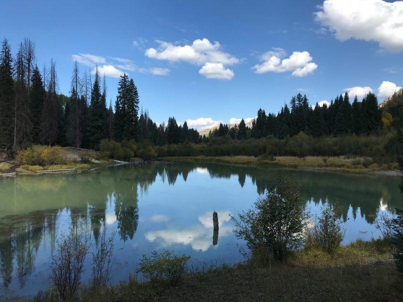 Opal Lake